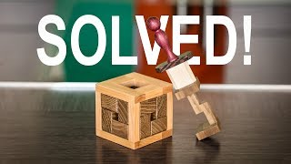 The IMPOSSIBLE Excalibur Puzzle vs. Mr.Puzzle!