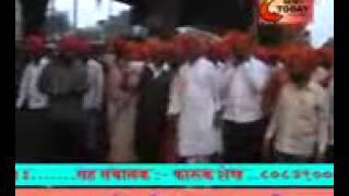 Balasaheb thakre jayanti in nasik shiv sena
