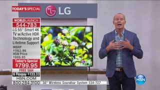 HSN   LG Electronic Connection 03.26.2017 - 09 AM
