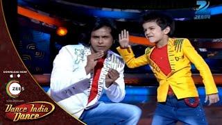 Sachin and Siddhesh Duet Dance Performance - DID L
