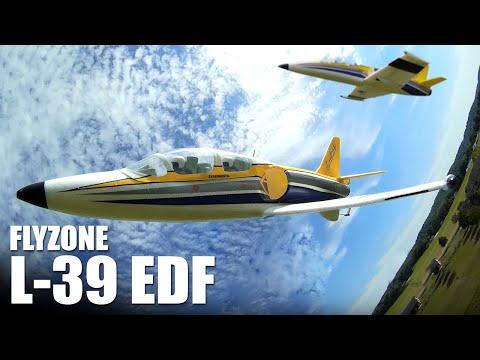 Flite Test Flyzone L 39 EDF Formation Flying