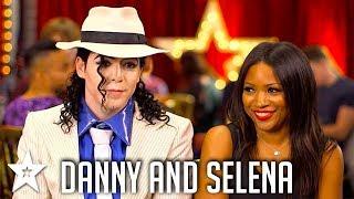 Michael Jackson Tribute Act on Britain