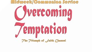 Overcoming Temptations By Ps. David Oyedepo Jr (Midweek) Dec 28 Full Service