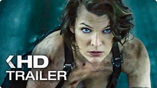 Resident Evil 6: The Final Chapter ALL Trailer (2017)