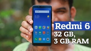 Redmi 6 Malayalam Review and Unboxing
