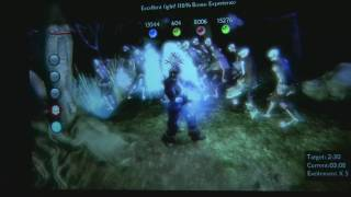 Fight against undead (from Fable 2)