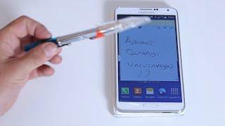 Cips Paketinden Nasıl Dijital Kalem Yapılır?