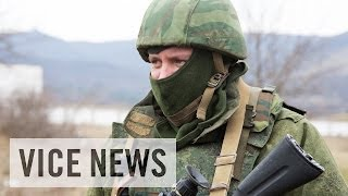 Russia's Little Green Men Enter Ukraine: Russian Roulette in Ukraine (Dispatch 1)