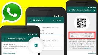 8 grundlegende WhatsApp Tipps!