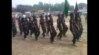 Bangladeshi School Students