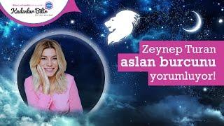 Zeynep Turan'dan Mayıs Ayı Aslan burcu yorumu