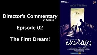 Lucia - Director's Commentary - Episode 02 - The First Dream (Eng with Kan subs)