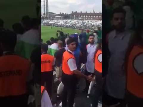 Xxx Mp4 Pakistani Supporter Bashing Indian Players Shami Turns To Argue Pak Vs India CT17 3gp Sex