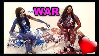 PAINT WAR!!!