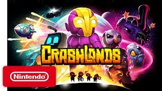Crashlands - Launch Trailer - Nintendo Switch