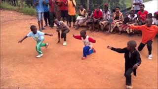 African Village Hip Hop Dance