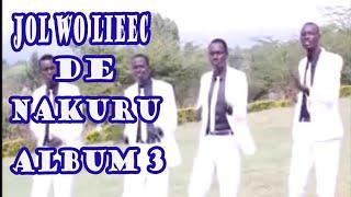 Dinka Bor gospel songs....JƆL WƆ LIEEC DE NAKURU. KENYA