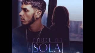 Anuel AA  - Sola