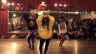 Anaconda Choreography by Tricia Miranda  HD