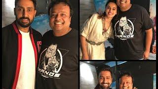 Abhishek Bachchan,Taapsee Pannu & Vicky Kaushal On Their Labour Of Love 'Manmarziyaan' With Hrishi K