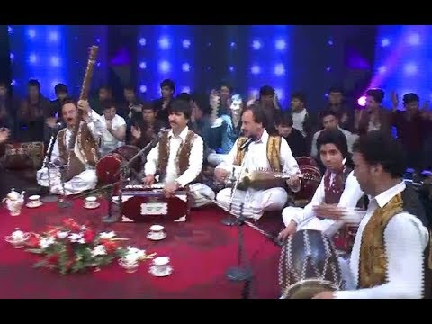 Pashto Mast Group Song - Dera Concert / آهنگ گرویی شاد پشتو - کنسرت دیره