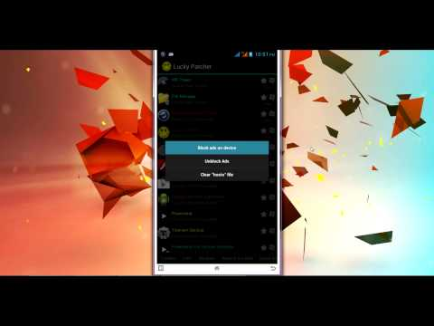 Block Ads on Any Rooted Android Phone