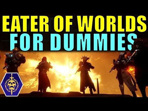 Xxx Mp4 Destiny 2 EATER OF WORLDS Raid Lair FOR DUMMIES Complete Raid Guide Walkthrough 3gp Sex