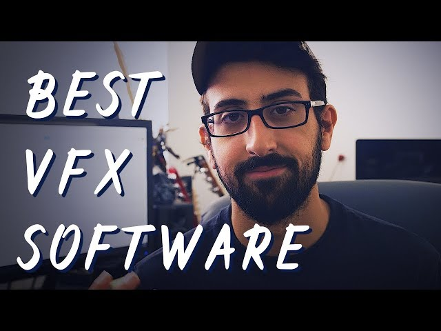BEST VFX SOFTWARE - WHICH SHOULD YOU LEARN?!?!