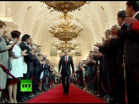 Xxx Mp4 Full Video Vladimir Putin39s Presidential Inauguration Ceremony In Kremlin 3gp Sex