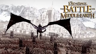 LOTR: Battle for Middle Earth - Classic Edition Mod - Siege of Minas Tirith, Pelennor Fields