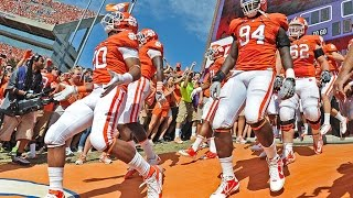 "Clemson Tigers Football Pump-Up 2016-17 - ""Resilience"" ᴴᴰ"