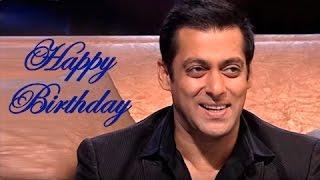Salman Khan's Birthday Special – Memorable Moments