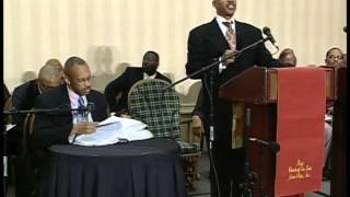 Pastor Gino Jennings Truth of God Broadcast 943-946 Part 1 of 2 Raw Footage!