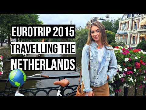 Places to visit in the Netherlands - Amsterdam and Rotterdam   Europe Trip 2015
