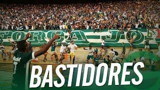 BASTIDORES - Goiás 1 x 0 Vila Nova - Semifinal do Goianão 2016