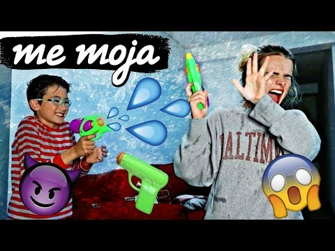 RESPONDES RÁPIDO O TE MOJO (con mi hermano) | Marina Yers