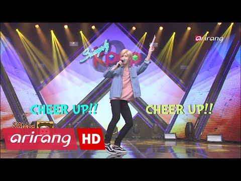 [HOT!] Mark of GOT7 being a god on Simply K-Pop
