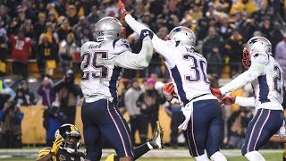 Patriots Escape Steelers, Clinch AFC East | Stadium