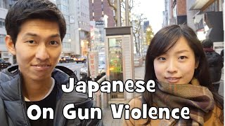 What Japanese Think of US Gun Violence (Interview)