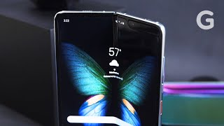Inside the Samsung Galaxy Fold