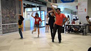121130 KPOP Dance Off Vol 32: Rainbow - A
