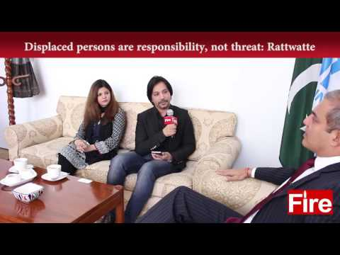 Future of Afghan Refugees in Pakistan; Exclusive Interview with UNHCR Chief