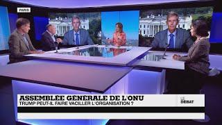 Assemblée générale de l'ONU : Trump peut-il faire vaciller l'organisation ? (partie 1)