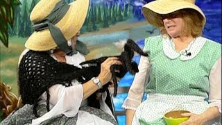 At Your Library: Mother Goose & Little Miss Muffet