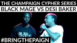 Desi Baker vs Black Mage - #BringThePaign Finals @ Cowboy Monkey 8/10/17