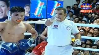 Khmer Boxing Daily, អៀប ឆា ប៉ះ តាំង តាក់ ,  Kun Khmr Boxing, SeaTv Boxing