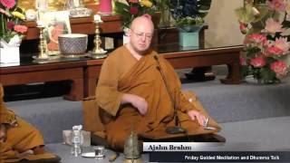 Connectedness | Ajahn Brahm | 27 May 2016