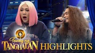 Tawag ng Tanghalan: Vice gets hurt because of the daily contender's lyrics