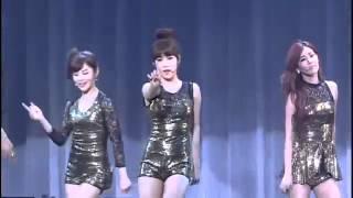T-Ara - T.T.L (Time to Love) live