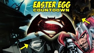 Batman V Superman: Dawn of Justice - Ultimate Edition - Easter Egg Countdown